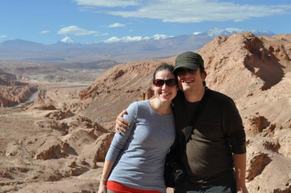 Chilean desert!